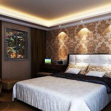 成都酒店客房装修设计客房床位设计