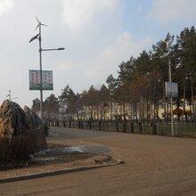 陕西西安户县6米太阳能路灯厂家专供