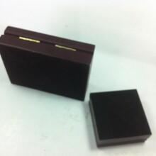东莞木器制品厂家定制珍藏版金银木盒印章盒木制勋章奖章盒图片