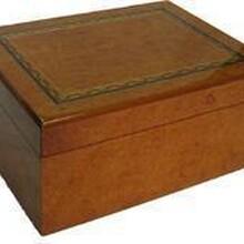 东莞木器制品厂家定制木质化妆品盒子化妆品收纳木盒厂家直销图片