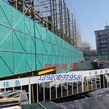 天津爬架安全网生产厂家图片