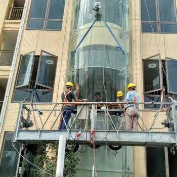 廣州力爭建筑裝飾公司——幕墻維修、換膠補漏、更換玻璃、固定玻璃改窗