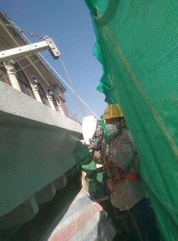 廣州外墻維修、噴涂翻新、防水補漏、高空作業