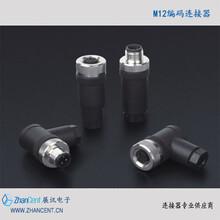深圳供应原装正品M8线束M12连接器