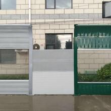 工厂隔音墙公路声屏障加工定做常规现货制作与安装图片