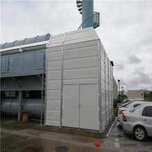 河北省专业生产安装工厂声屏障,冷却塔声屏障,厂家直销。图片