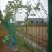 生产加工双边丝护栏网山地围网厂区护栏网