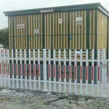 pvc花草绿化护栏PVC护栏厂家安装快捷运输方便