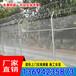汕尾厂区y型柱护网定做河源园林防护网厂家边框护栏网
