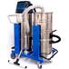 善洁SJ-803双桶分离式工业吸尘器