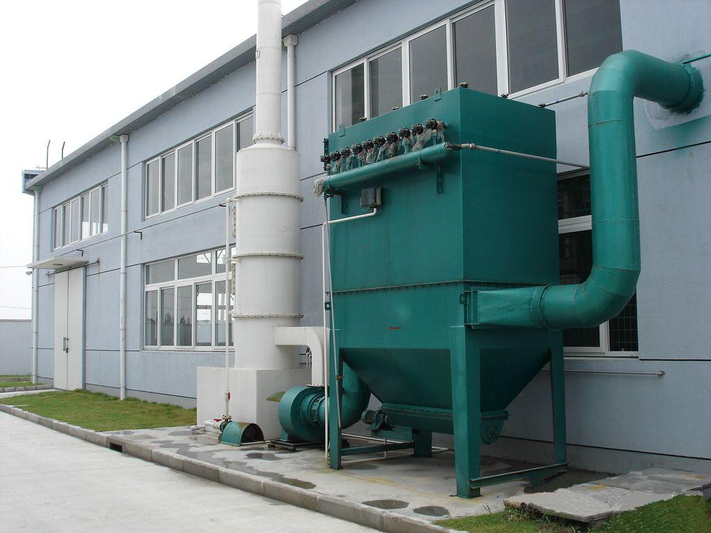 除尘器专业厂家气箱式脉冲除尘器