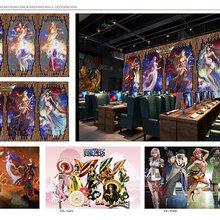 3D大型壁画个性餐饮KTV酒吧游戏背景墙纸优游平台1.0娱乐注册优游平台1.0娱乐注册优游平台1.0娱乐注册术墙布壁纸防水图片