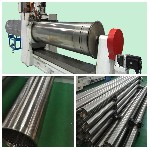 錐形繞絲篩管焊接設備