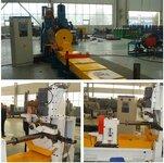 楔型絲約翰遜網焊接設備精密焊網機