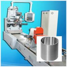 污水处理楔型丝绕丝筛管焊接设备