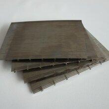 不锈钢楔形丝洗煤筛板生产设备