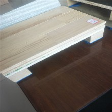 信陽羽毛球館木地板公告圖片