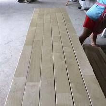高新區實木籃球館木地板專業結構圖片