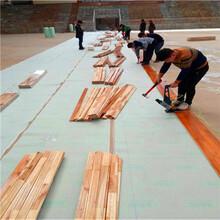广东坦洲运动地板体育馆生产材质图片