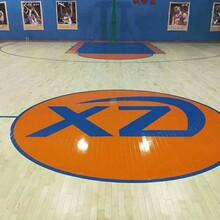 南岸室內體育館木地板加油圖片