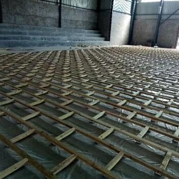 延庆室内体育木地板效果典型