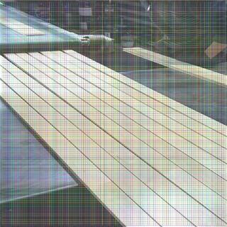 龙岩篮球馆专用木地板持续推进图片2