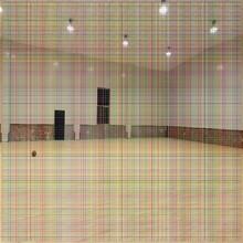 邯鄲體育館運動木地板廠家持續推進圖片