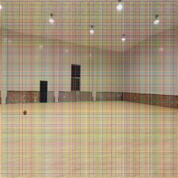 宁夏篮球馆运动木地板厂家计量