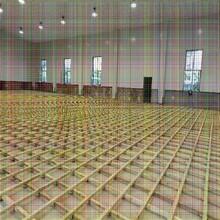 青海羽毛球场运动木地板制度优势图片