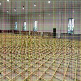 龙岩篮球馆专用木地板持续推进图片4