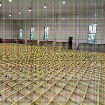 东城羽毛球馆木地板价格行稳致远