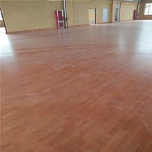 連云港防滑籃球館木地板加油圖片