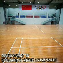 迪庆体育馆运动木地板预算图片