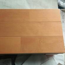 上海籃球館楓木運動木地板品質圖片