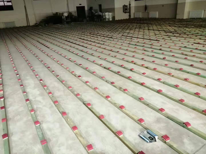 河南平顶山羽毛球馆运动地板评价