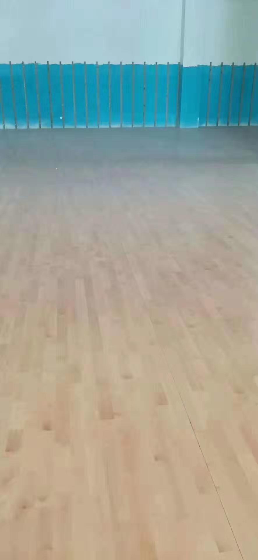 北京石景山体育馆运动木地板无味