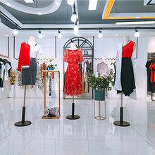 贵州遵义品牌折扣女装开店货源批发-广州女装批发中心-品牌女装尾货供应图片