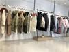 国标白鸭绒品牌羽绒服帛兰雅羽绒服18款品牌专柜下架尾货批发