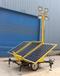 内蒙古西藏工程施工作业LED太阳能移动照明车充电式移动照明车