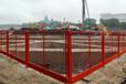 工地防护基坑护栏喷塑基坑护栏网工地安全临时护栏网