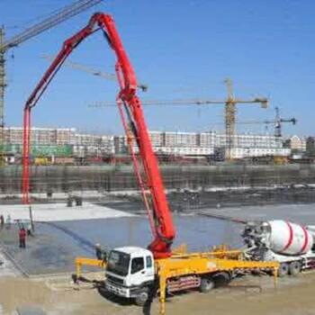 C30商品混凝土上海地区供应