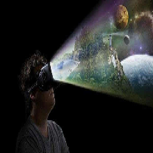 张家界景区VR体验,VR旅游项目,VR景区项目,由立昌支持制作图片