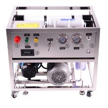 纯净水设备LBY1-100反渗透软化水