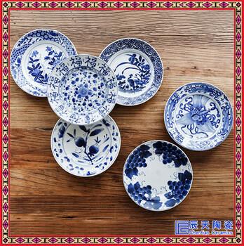 陶瓷大盘子商用饭店大盘鸡20寸特大圆形平盘酒店龙虾盘自助餐