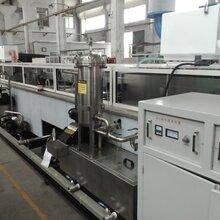 容恒轴研科技RHQX网带式轴承清洗烘干防锈一体机