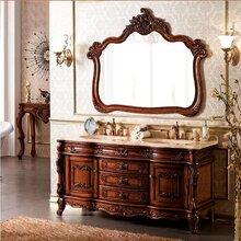 简欧柜欧式柜美式柜欧米洁卫浴pvc柜水转印防雾镜