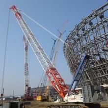 青岛800吨履带吊租赁,履带起重机出租电话