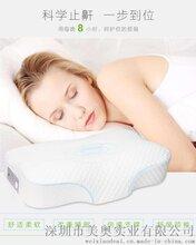 功能枕头厂家智能家居家纺记忆枕头止鼾枕批发定制图片