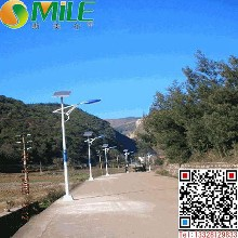 西藏锂电一体太阳能路灯生产厂家