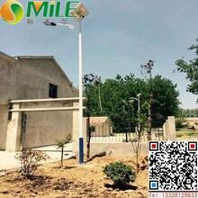 漯河太阳能发电路灯图片